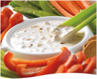 dressing1 200x163 6 sosuri pentru legume crude sau gatite