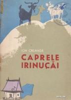 coperta1 143x200 Amintiri din copilarie Caprele Irinucai